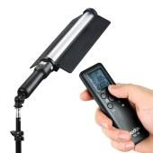神牛(Godox)LC500 LED补光灯 摄影棒灯 可调色温冰灯外拍录像手持 LC500棒灯标配(含充电器+遥控器)