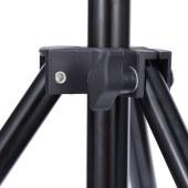 摄影灯支架 摄影灯影室灯闪光灯LED灯架便携三角支架 三脚架 灯架