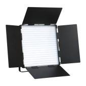 沣标FB-Re1296-75FL遥控补光灯直播拍照相机外拍灯LED摄影灯打光柔光照相灯