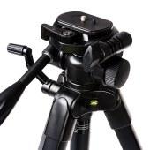 沣标(FB)便携型铝合金三脚架 单反相机、微单、摄像机、数码相机三脚架 FB-QF423