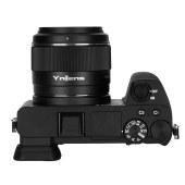 【新品预售 顺丰包邮】永诺 YN50mm F1.8 标准定焦镜头 索尼口