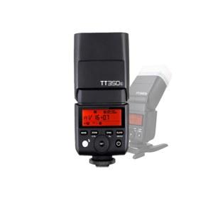 神牛(GODOX)TT350S机顶灯外拍灯索尼版高速TTL热靴灯