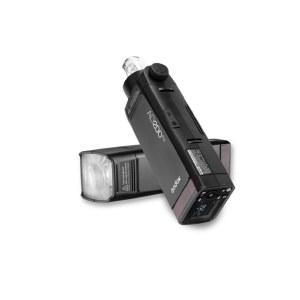 神牛(Godox ) AD200pro 外拍闪光灯锂电池便携口袋摄影闪光灯