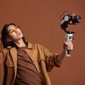 MOZA 魔爪 AirCross2皓月版 微单单反相机三轴稳定器