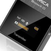科唛(COMICA)BoomX-D UC2 手机麦克风无线领夹1拖2麦克风 typec无线领夹麦克风