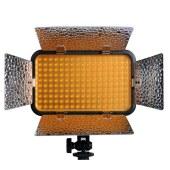 神牛(Godox) LED170 II二代 LED摄影灯 拍照补光灯采访婚庆新闻摄像柔光灯