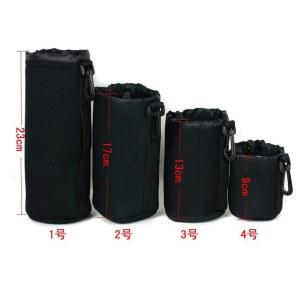 单反相机镜头袋 1号直径9.5*高23cm