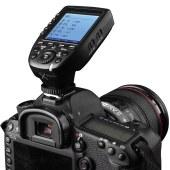 神牛(Godox)Xpro-C 佳能版TTL无线闪光灯引闪器 相机发射器触发器遥控器