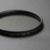 沣标 高清光学UV滤镜 58mm