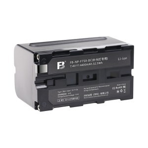 沣标(FB) FB-NP-F750-BC Type-c直充 补光灯电池