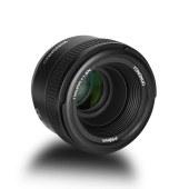 永诺 YN50mm F1.8N 标准定焦镜头 尼康口【顺丰包邮】
