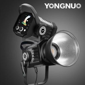 【新品上市】永诺 LUX160 大功率摄像补光灯