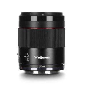 【新品上市】永诺 YN85mm F1.8R DF DSM  自动对焦  佳能RF卡口镜头【顺丰包邮】