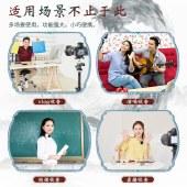 【新品上市】永诺2.4G无线领夹麦克风 Feng  专业收音录音设备